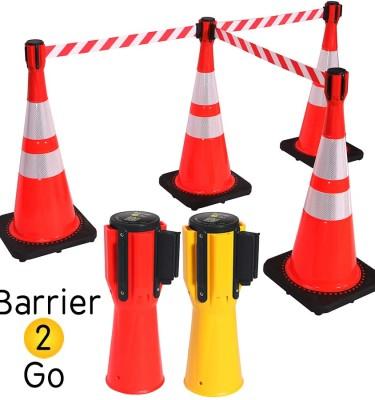 Cone-Mount-Retractable-Belt-Barrier-op