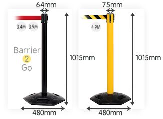 heavy-duty-barrier-stand-specs