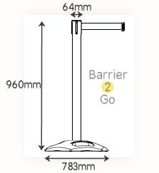 heavy-duty-retractable-barrier-specs